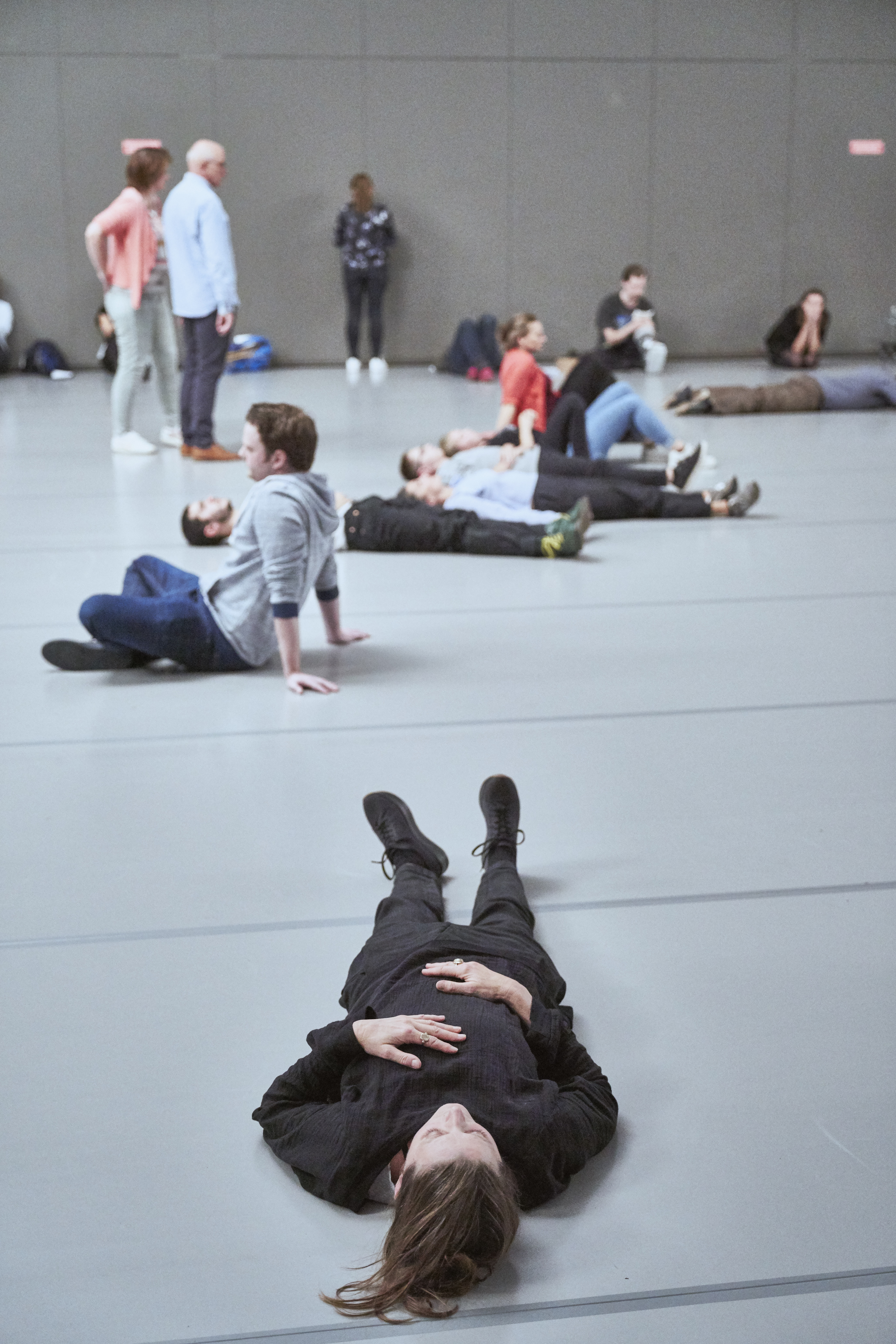 LOTTE VAN DEN BERG/THIRD SPACE: DYING TOGETHER/EARTH